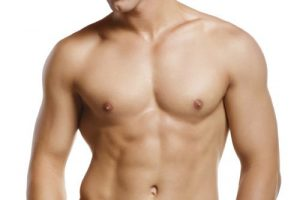men with natural breasts